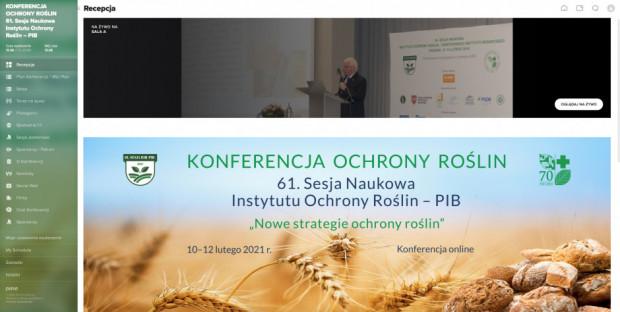 Konferencja Ochrony Roślin - 61. SNIOR rusza 10 lutego