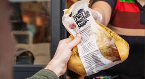 Francja: Burger King rozdaje gościom ziemniaki aby wesprzeć rolników