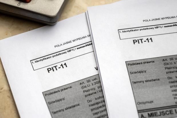 KRUS rozpoczęła wysyłkę deklaracji podatkowych PIT za 2020 r.