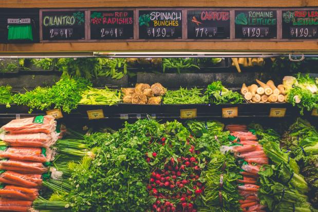 Warzywa coraz tańsze