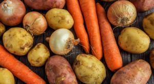 W lutym Polacy najwięcej spożywali ziemniaków, cebuli i marchwi