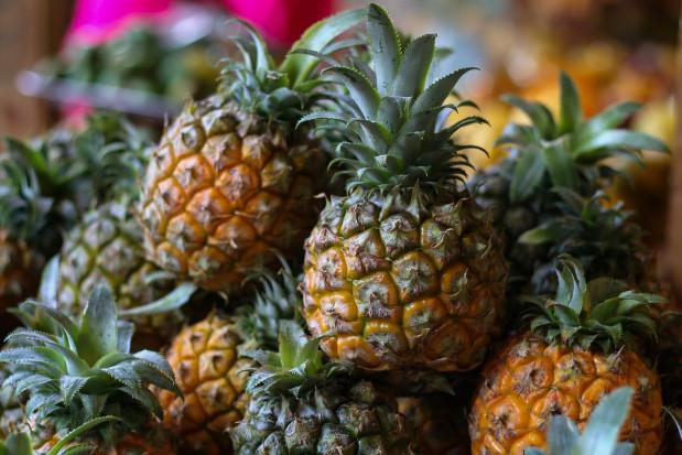Tajwan: Chiny wprowadziły zakaz importu tajwańskich ananasów