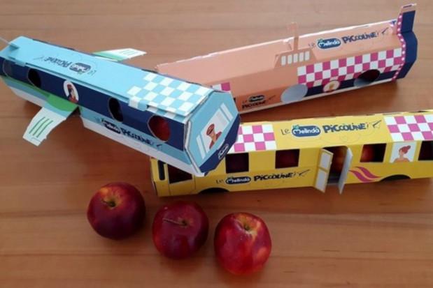 Włosi stworzyli markę jabłek dla dzieci
