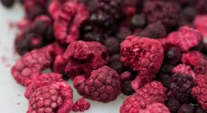 Suszone i liofilizowane owoce idealnym źródłem błonnika w zimie