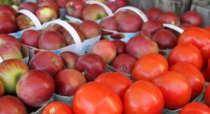 Jabłka i pomidory z Azerbejdżanu mogą już wjechać do Rosji