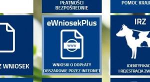 ARiMR: wnioski o dopłaty bezpośrednie tylko za pomocą aplikacji eWniosekPlus