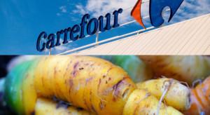 Rolnicy cierpią przez lockdown gastronomii. Część plonów kupi Carrefour