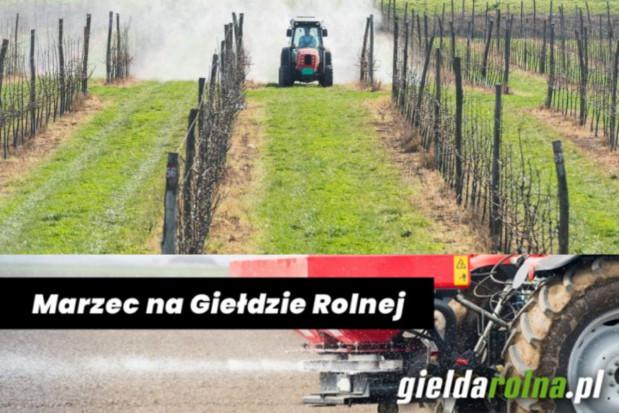 Przygotowani na sezon ochrony roślin z GieldaRolna.pl