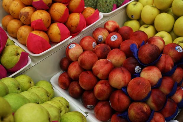 Turcja głównym dostawcą owoców na Ukrainę w 2020 r.
