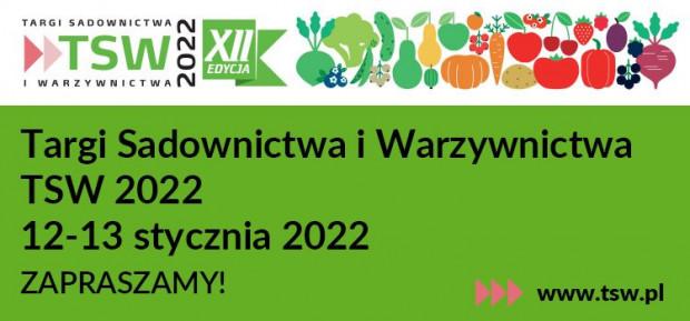 Targi TSW 2021 odwołane z powodu rozwoju pandemii COVID-19