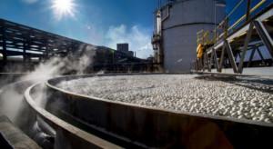 GUS: W lutym spadła produkcja nawozów azotowych