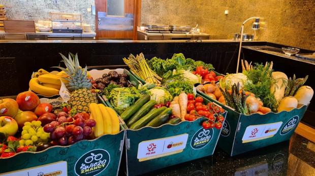 Biedronka dostarczy owoce i warzywa na zgrupowania piłkarskiej kadry
