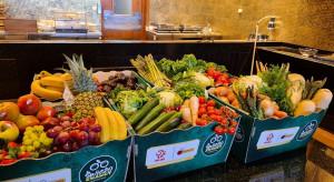 Biedronka dostarczy owoce i warzywa dla piłkarskiej kadry
