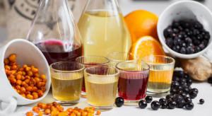 Wzrosła produkcja win owocowych w lutym