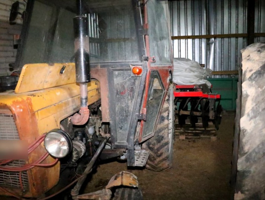 Podlaskie: Zatrzymano złodziei sprzętu rolniczego