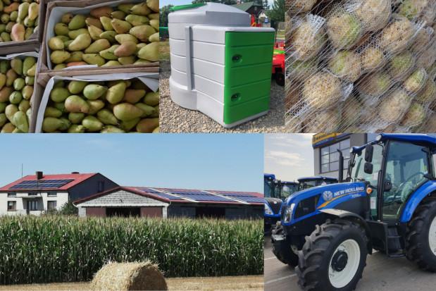 GieldaRolna.pl: sprzedaj płody rolne, kup potrzebne środki produkcji