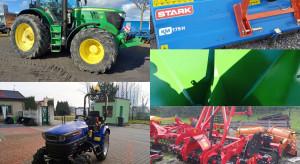 Przegląd ofert maszyn uprawowych i traktorów na GieldaRolna.pl