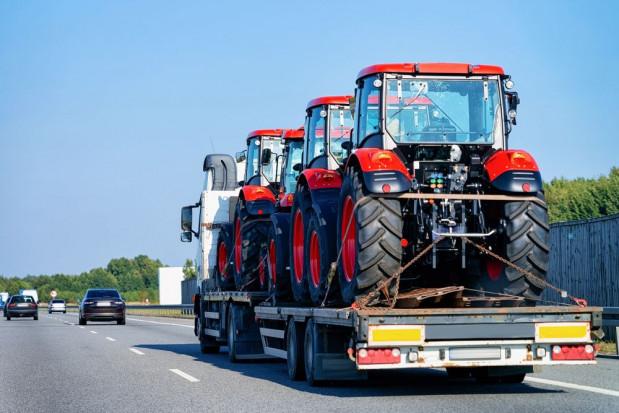 Marcowa sprzedaż nowych ciągników wzrosła o blisko 70%!