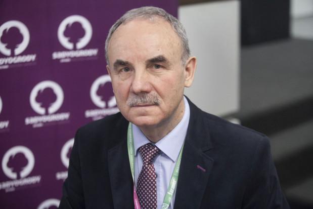 Prof. dr hab. Piotr Sobiczewski z wyróżnieniem MRiRW