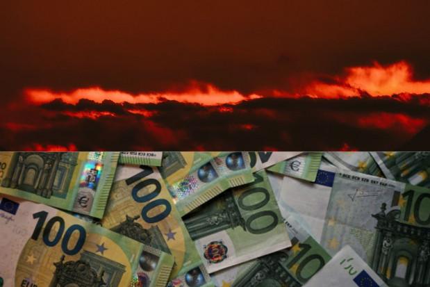 ARiMR: cofnięcie dopłat za wypalanie traw