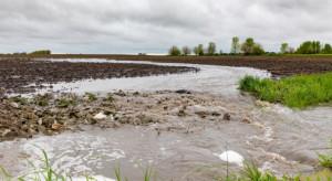 Otrzeżenia hydrologiczne dla części rzek na południu i wschodzie