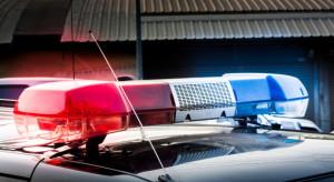 Wypadek pod Grójcem: winny kierowca nieoświetlonego ciągnika