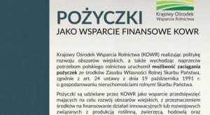 W jaki sposób zaciągnąć pożyczkę finansową z KOWR?