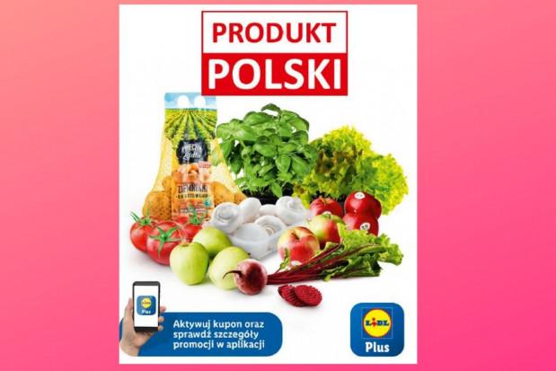 Lidl: chcemy współpracować z polskimi dostawcami owoców i warzyw
