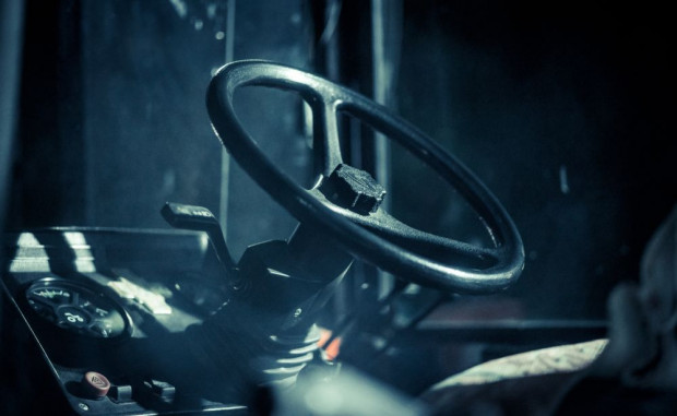 Lubelskie: W nocy pijany jeździł ciągnikiem samoróbką, bez świateł