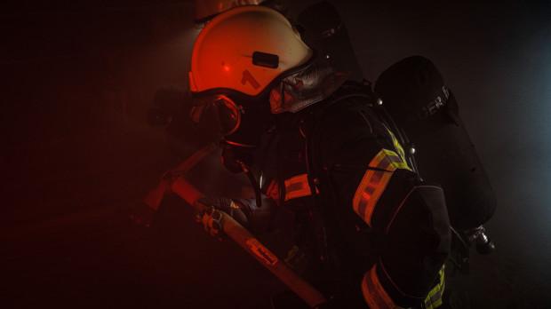 6 tysięcy pożarów traw w kwietniu. W jednym zginęła kobieta