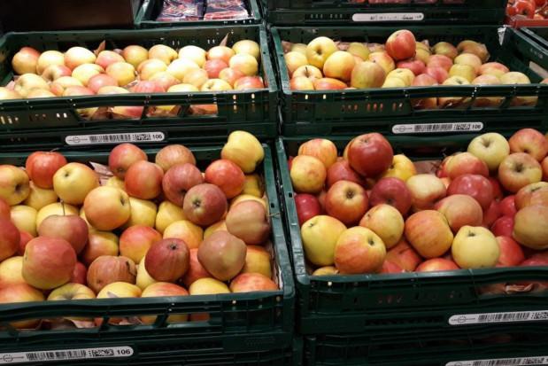 Lidl i Biedronka przeceniają polskie jabłka na 1,99 zł/kg
