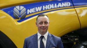 New Holland - nowości i trendy w ciągnikach sadowniczych (wywiad)