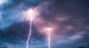 IMGW: W weekend burze i deszcze