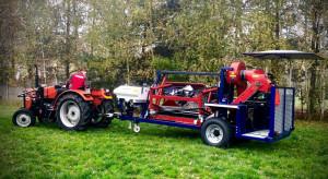 Giełda Rolna: Maszyny, akcesoria i środki do produkcji jagodowych