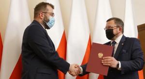 Mirosław Welz nowym Głównym Lekarzem Weterynarii