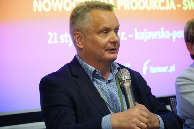 Mirosław Maliszewski: Są podstawy do wzrostu cen jabłek