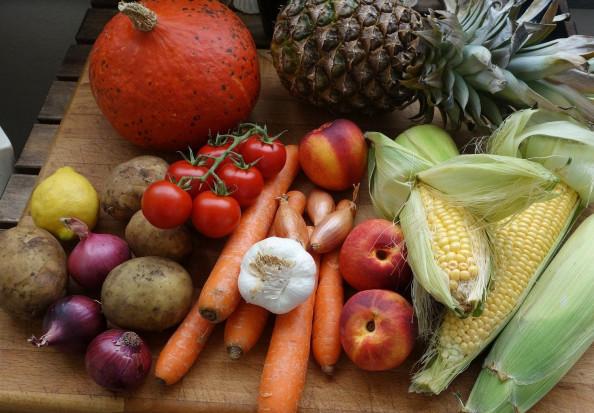 Badanie: Warzywa i owoce redukują stres