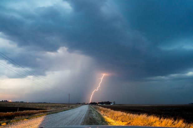 Ostrzeżenia przed burzami z gradem - w których regionach?