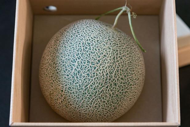 Japonia: Dwa melony sprzedane za 91,5 tys. zł