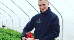 Mateusz Maruszewski: Truskawka musi przede wszystkim smakować (wywiad)