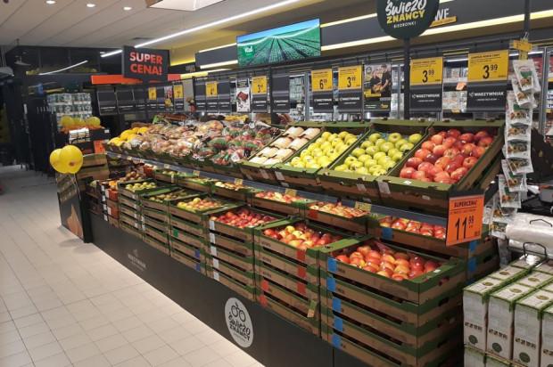 Lidl i Biedronka z promocjami letnich owoców i warzyw - malin, szparagów, arbuzów