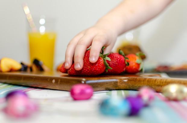 128 mln zł na owoce i warzywa oraz mleko w szkołach