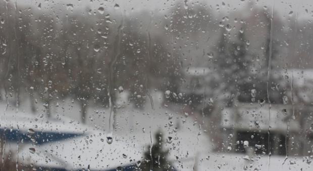 Przelotne opady deszczu. Najcieplej na zachodzie kraju
