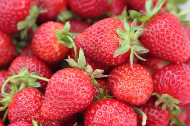 Giełda Goławin: niskie ceny za truskawki deserowe oraz przemysłowe