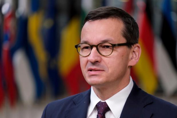 Premier: Polski Ład to dodatkowe miliardy złotych dla Polski