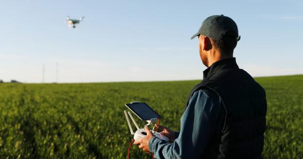 Drony w rolnictwie- niezbędna przyszłość?