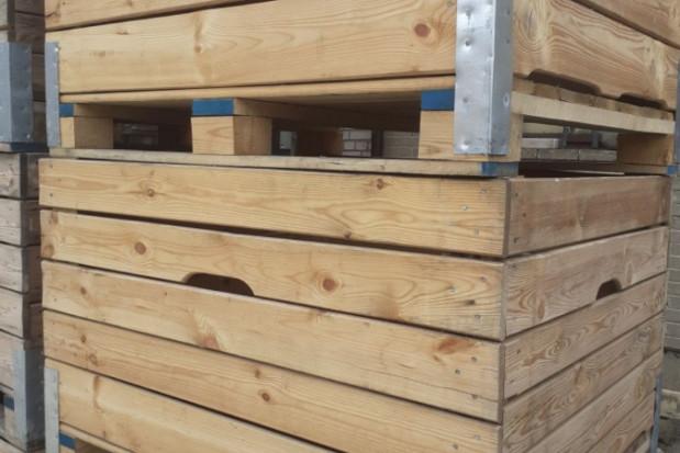 Ceny drewnianych skrzyniopalet urosły w zawrotnym tempie