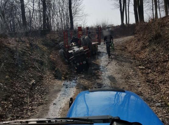 Mniej wypadków przy pracy w rolnictwie