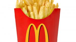 Bill Gates dostarcza ziemniaki na frytki do McDonald's