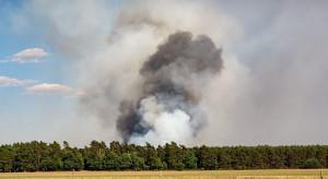 IBL: duże zagrożenie pożarowe w siedmiu województwach